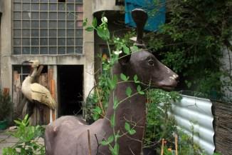 predhistoriski jelena replika