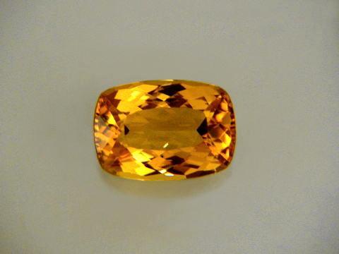 Topaz Gemstones Natural Golden Orange Pink Imperial Topaz