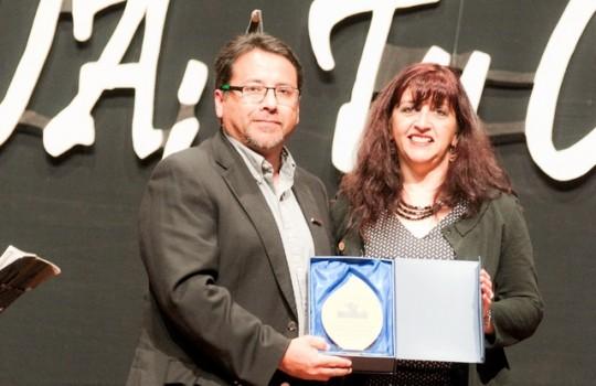 Minera Candelaria recibe reconocimiento por apoyar gestión en proyecto educativo