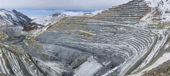 Exportaciones mineras han caído a un 14% anual al mes de septiembre
