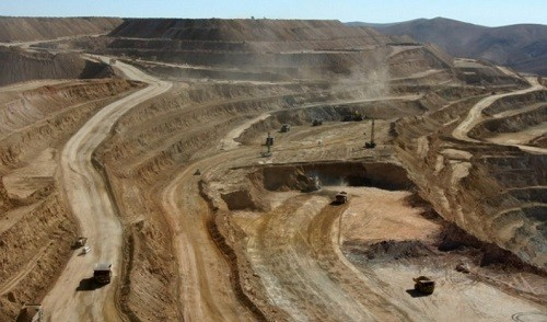 Teck designó un nuevo gerente general para su mina Quebrada Blanca