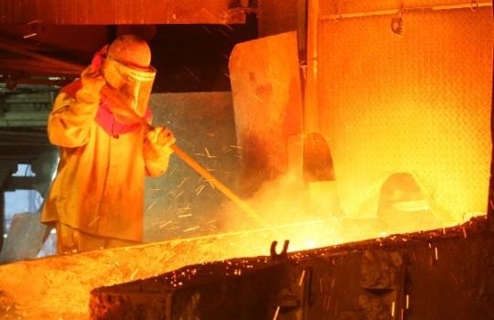 Envíos al exterior de cobre disminuyen 17,2% y acumulan un total de US$ 22.836 millones