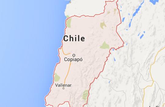 Sernageomin investiga meteoritos hallados en el desierto de Atacama