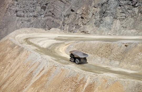 Antofagasta Minerals recortó su meta de producción de cobre en 2015