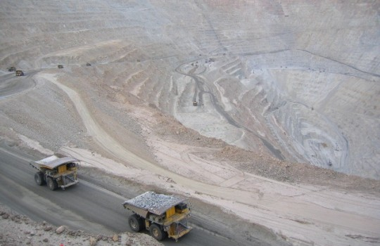 10 proyectos mineros menos se concretarían en Chile si no aumenta el clima de confianza