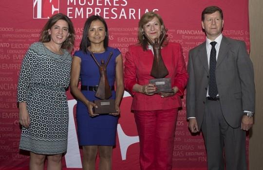 Dos ejecutivas ligadas a la minería ganaron Premio Mujer Región de Antofagasta
