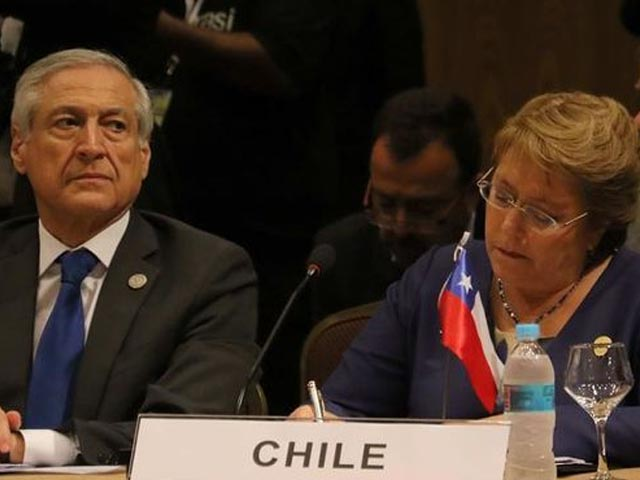 Bachelet convoca Bolivia y Argentina a trabajar por litio