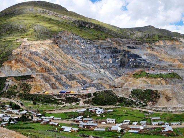 Perú eclipsa a Chile en búsqueda de futuros suministros mineros