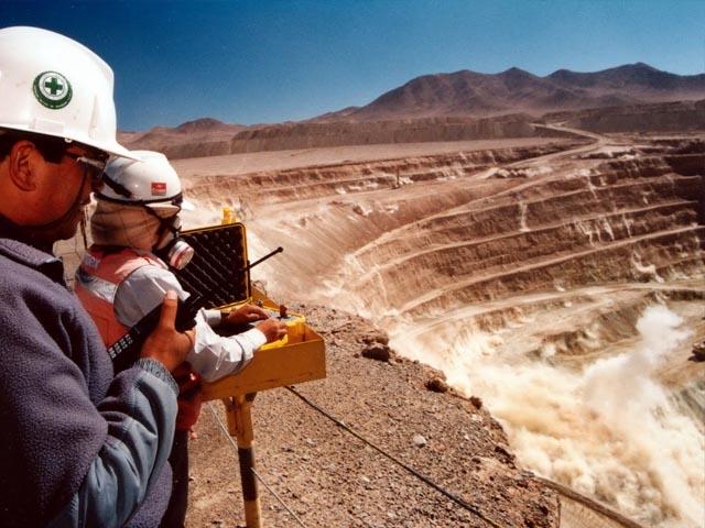 Fondo de Asset y gigante israelí en exploración minera