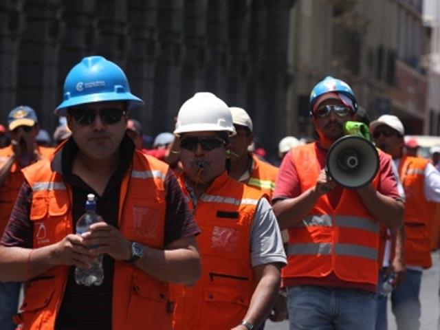 Nuevo frente de trabajadores se movilizará por despidos