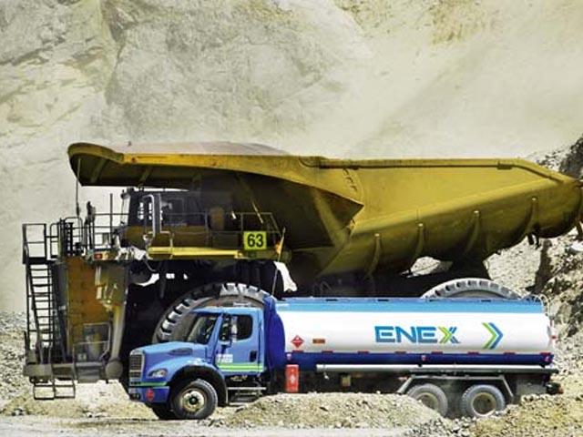 Enex Lubricantes estrena en Chile tecnología Shell GTL para industria minera