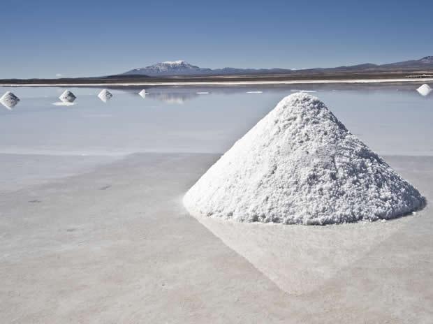 SQM ve con preocupación la evolución de la oferta de litio