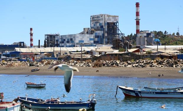 SMA aplica multa de $575 millones a Enel Generación por infracciones en central Bocamina