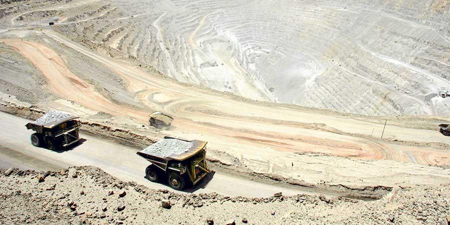 Por esta razón, los trabajadores de la mina Zaldívar aprobaron irse a huelga