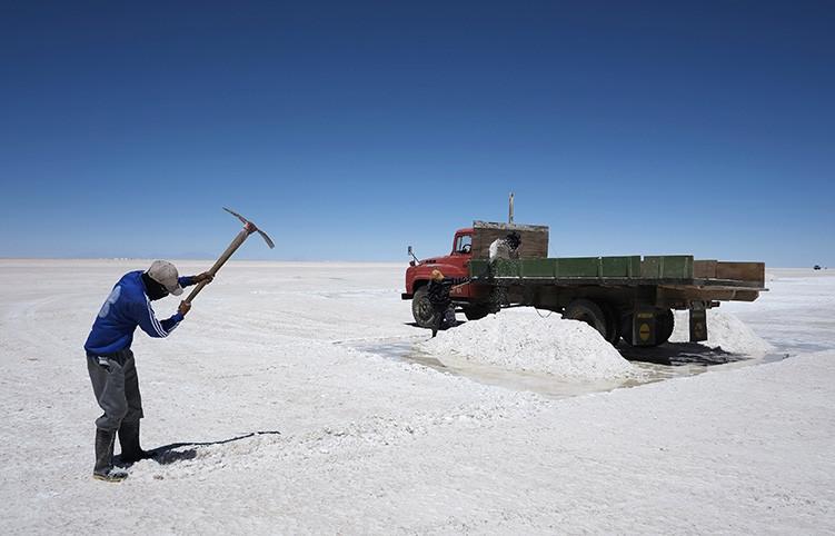 Expertos prevén fuerte expansión en demanda mundial de litio al 2025