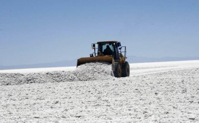 Proyecto de litio buscará establecer industria en Copiapó