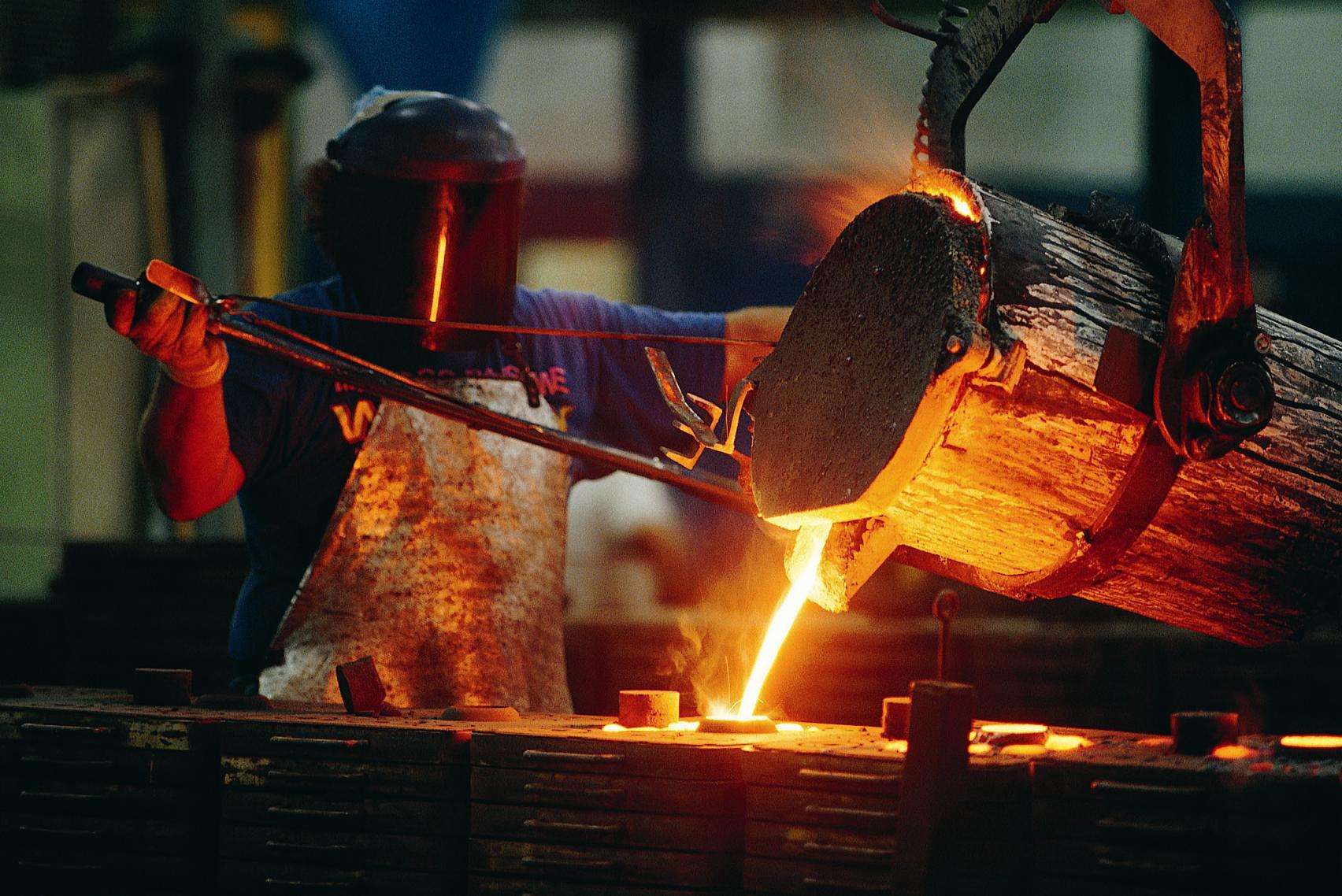 """Producción de acero crudo registra """"resultados positivos"""" en el mercado latinoamericano"""