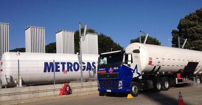 Metrogas inauguró primera planta de gas natural en Osorno