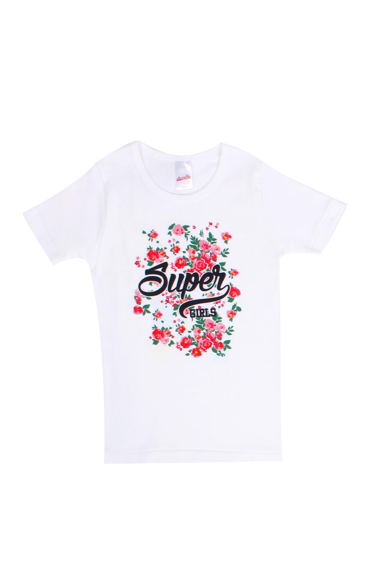 Kid Teen Girls Flanel Super Girls