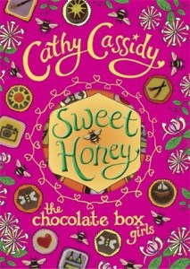 cathy cassidy sweet  honey