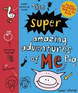 The Super Adventures of Me Pig