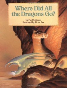 where did all the dragons go