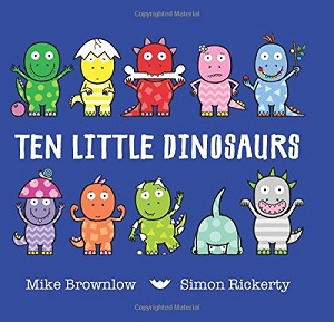 ten little dinos