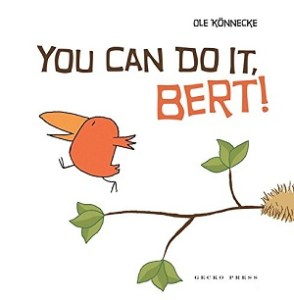 you can do it bert