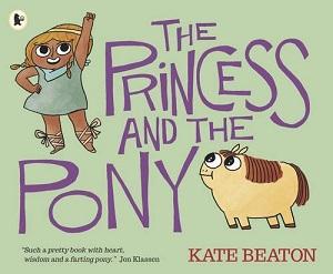 princess and the pony
