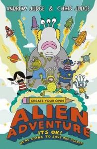 create your own alien adventure