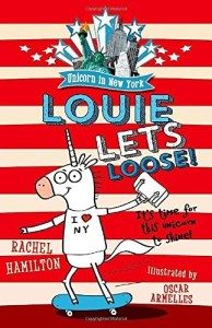 louie lets loose