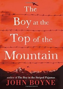 boy top mountain