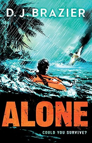 Alone by D J Brazier