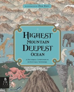 highest-mountain-deepest-ocean