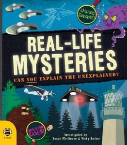 real life mysteries