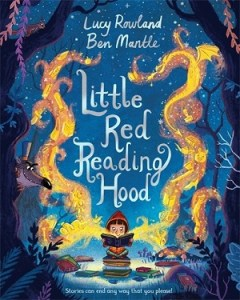 little red reading hood