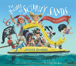 pirates of scurvy sands