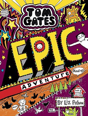 Lollies: An Interview with Liz Pichon, author of Tom Gates
