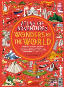 atlas of adventures wonders of the world