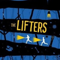 The Lifters by Dave Eggers, illustrated by Aaron Renier