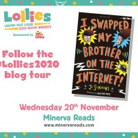 The Lollies 2020: A guest post from author Jo Simmons