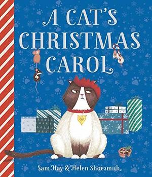 cats christmas carol
