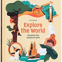 Explore the World by Anton Hallmann, translated by Ryan Eyers