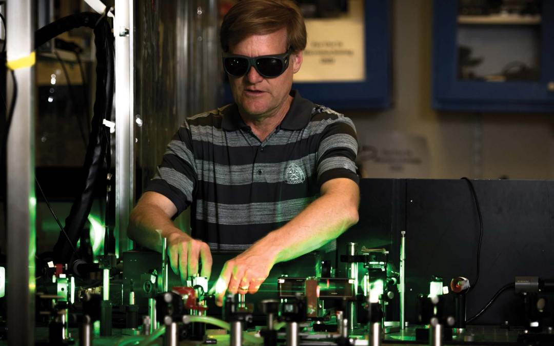 Laser Focus: Engineering Physics