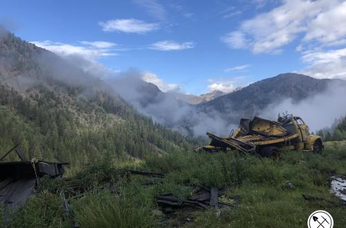 Phi Kappa Mine – Mackay, ID