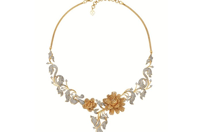 Tanishq Launched a New Collection 'Gulnaaz'