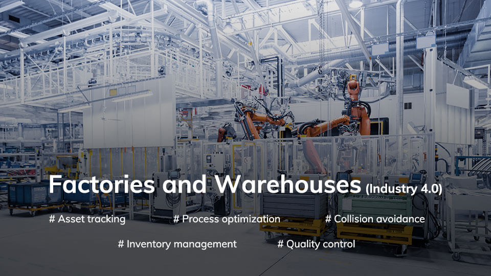 Fdctories and Warehouses