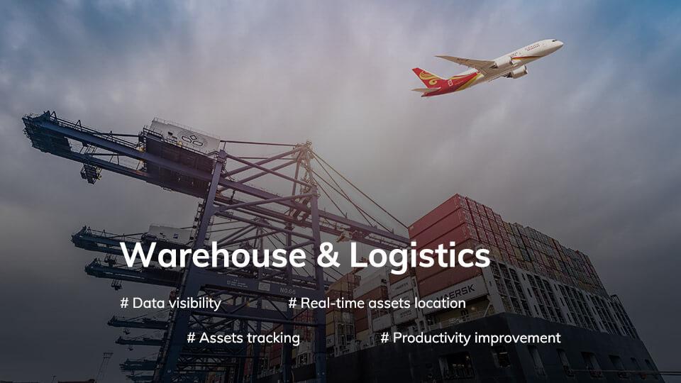 Application scenario 2 Warehouse Logistics