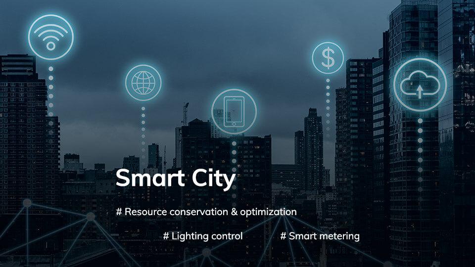 Application scenario Smart City 3