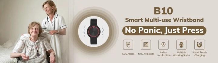 Smart Multi-use Wristband
